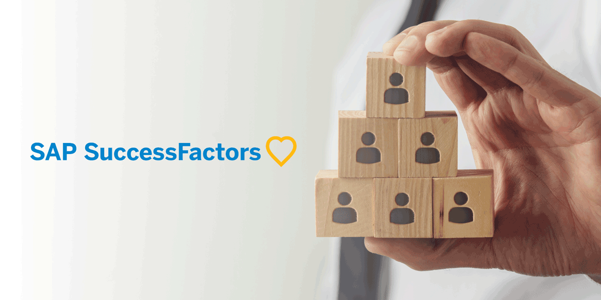 SAP Success Factors- logo con fondo